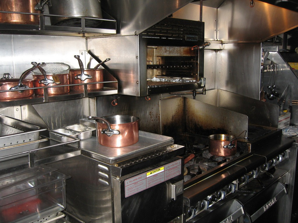 commercial-kitchen
